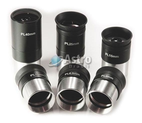 Ocular Super Plossl Pl 25mm ( Padrão Encaixe De 1,25 Pol)