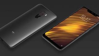 Smartphone Xiaomi Pocophone F1 128gb Global Novo Azul