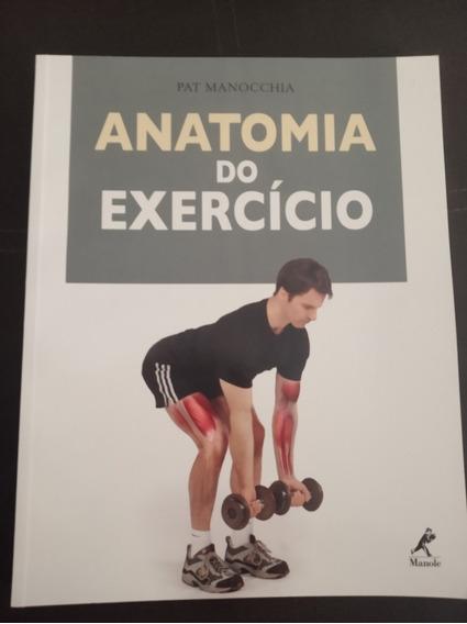 Livro Anatomia Do Exercício. Livro Físico.