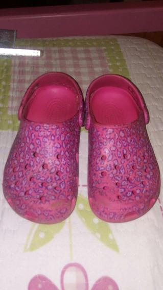 Crocs Originales De Nena