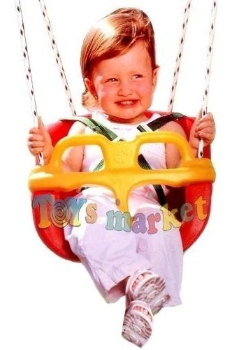 Hamaca Bebe Para Colgar Silla Columpio Infantil Rotoys