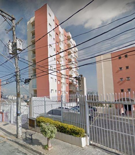 Apartamento Em Vila Pereira Barreto, São Paulo/sp De 55m² 2 Quartos À Venda Por R$ 168.000,00 - Ap161272