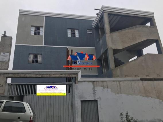Apartamento Muito Bem Localizado Na Cidade Líder - 466av