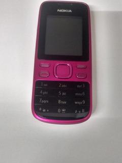 Celular Nokia 2690 3g Camera Radio Fm Com Garantia Usado