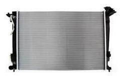 Radiador Hyundai Elantra 17- A/t