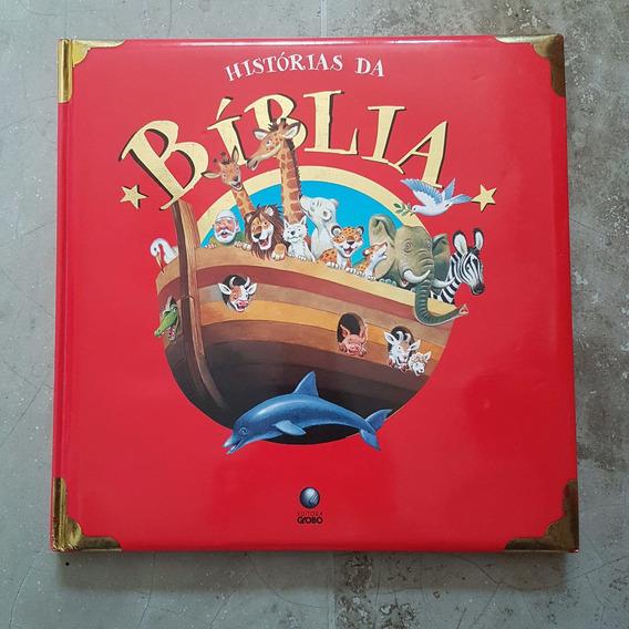 Livro Histórias Da Bíblia - Para Crianças - Capa Dura