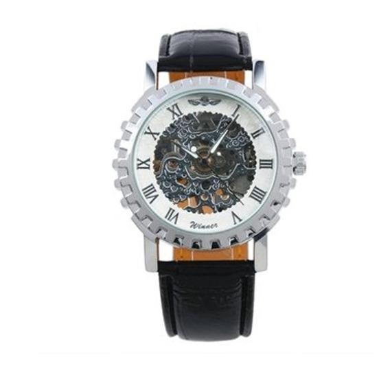 Ganador Del Reloj Wm220 White