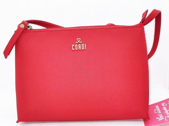 Bolsa Cordi Charlotte Napoles Scarlet 2167 - Um