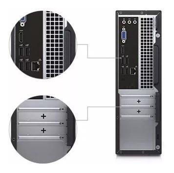 Pc Cpu Intel Core I3 12gb + Hd 500gb Completo Super Rápido