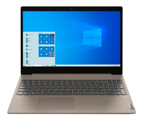 Notebook Lenovo Intel I3 1005g 8gb 128gb Ssd 15.6 Windows 10