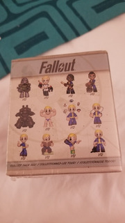 Fallout Videojuego Mystery Minis Caja Sorpresa Funko Pop