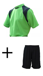 Fardamento Uniforme Jogo 14 Camisas 14 Calção- Juvenil