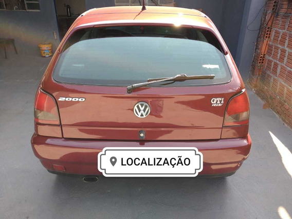 Volkswagen Gol Gti 2.0 16v