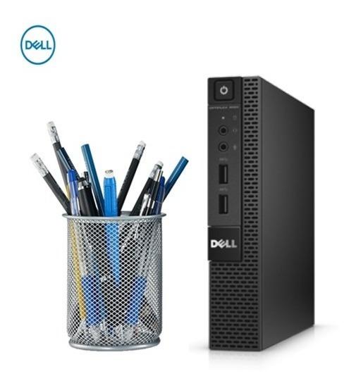 Dell Optiplex 3020 Mini Cpu Core I5 8gb 500gb Win 10 Pro