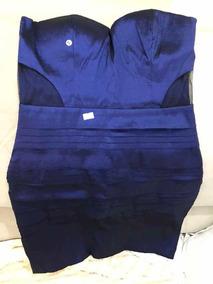 Vestidos Sociais Tafetá Azul Bic E Verde Festa 2 Vestidos