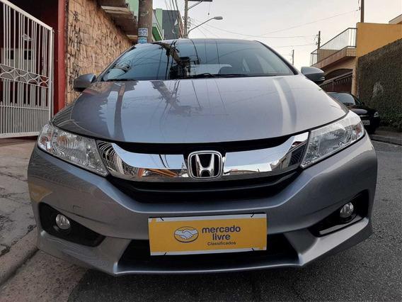 Honda City 1.5 Exl Automático Completo