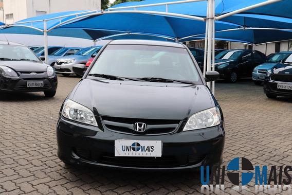 Civic 1.7 Lxl 16v Gasolina 4p Automático