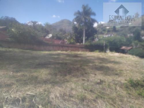 Imagem 1 de 6 de Terreno Loteamento Em Correas  -  Petrópolis - 2438