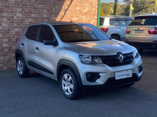 Imagem 1 de 9 de Renault Kwid 2019 1.0 12v Zen Sce 5p