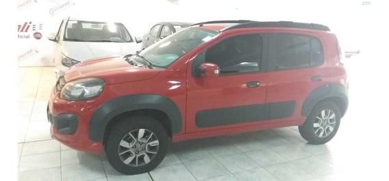Fiat Uno Way 2018 (co) Lindo Tiene Gnc