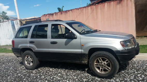 Jeep Grand Cherokee 2003 2.7 Laredo 5p