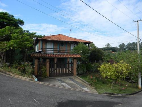 Chácara À Venda, 3 Quartos, 5 Vagas, Condomínio Recanto Florido - Vinhedo/sp - 4295