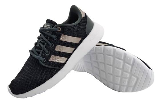 Zapatillas adidas Qt Racer Mujer Running Eezap