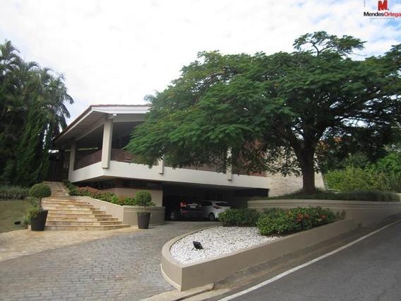 Sorocaba - Casa 4 Suítes Bosque São Bento - 66439