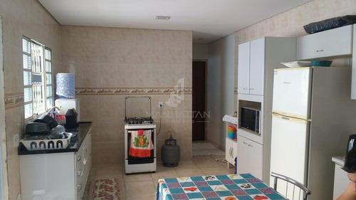 Imagem 1 de 10 de Casa À Venda Em Vila Real Continuaçao - Ca003001