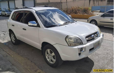 Hyundai Tucson Sincrónica