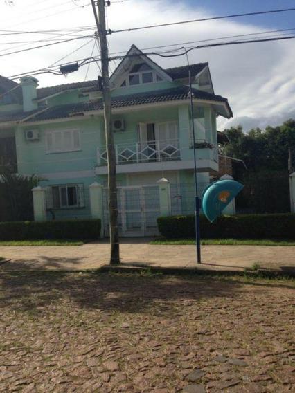 Sobrado Residencial À Venda, Ipanema, Porto Alegre. - So0485