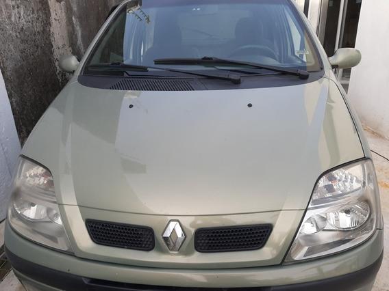 Renault Scénic Ii 2002 2.0 Rxe Privilege