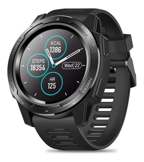 Reloj Inteligente Zeblaze Vibe 5 Ip67 Pulsera-negro
