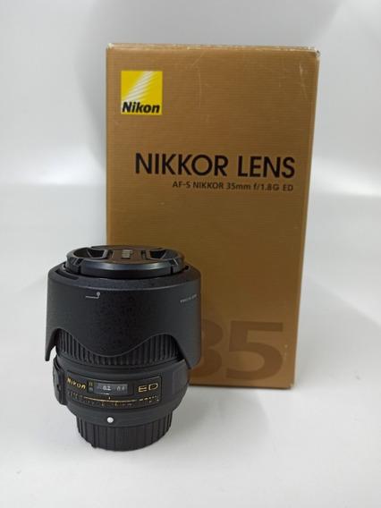 Af-s Nikon 35mm F/1.8g Ed