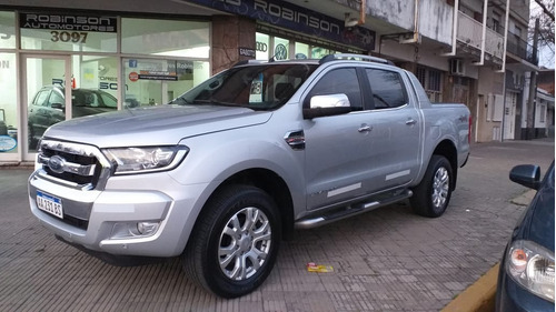 Ford  Ranger 3.2 4x4 Cd Xlt Limited At 2016