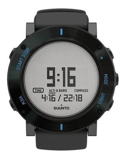 Relógio Suunto Core All Black Ss021372000
