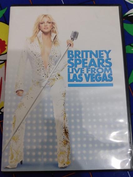 Dvd Britney Spears, Live From Las Vegas
