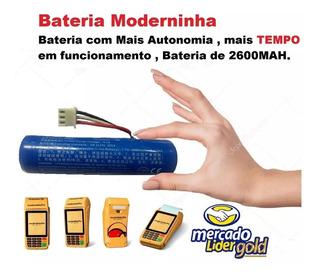 Bateria Moderninha Pro Pagseguro S920 Original 3.7v/2600mah