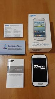 Celular Samsung Galaxy S3 Mini Gt-i8190 8gb Rom 3g - Defeito