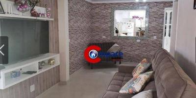 Sobrado Com 2 Dormitórios À Venda, 60 M² - Residencial Parque Cumbica - Guarulhos/sp - So1783