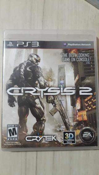 Crysis 2 Ps3 Física