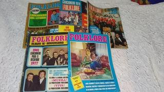 Antiguas Revistas Cancionero Folklore Precio X Cada Una