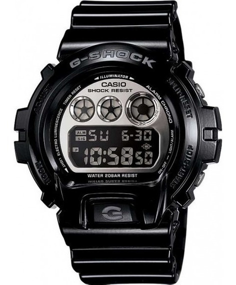 Relógio G-shock 2 Anos De Garantia E Frete Gratis Dw-6900nb