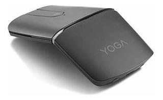 Lenovo Yoga Mouse, Negro, Delgado De 13,5 Mm Ultra, 180 Grad