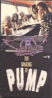 Aerosmith - Vhs - The Making Of Pump