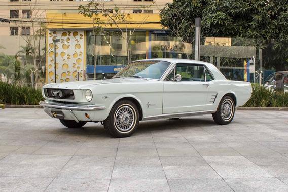 1966 Mustang Hardtop