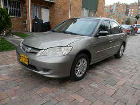 Honda Civic Lx 1700 Full Equipo