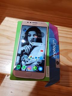 P Cuotas Celular Moto G5s Plus 4g 3gb+ Cd 32 Gb Usado