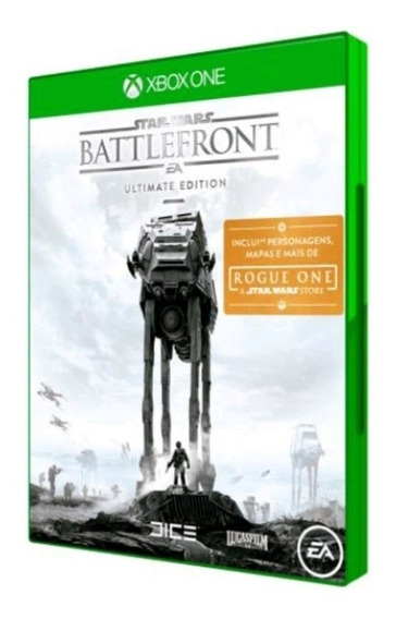 Star Wars Battlefront Ultimate Edition Xbox One Mídia Físic
