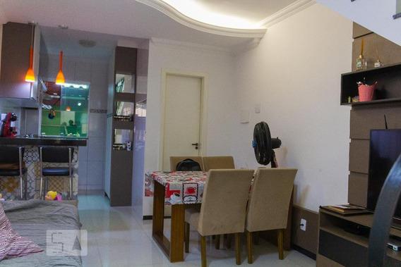 Casa Para Aluguel - Piratininga, 2 Quartos, 67 - 893041751